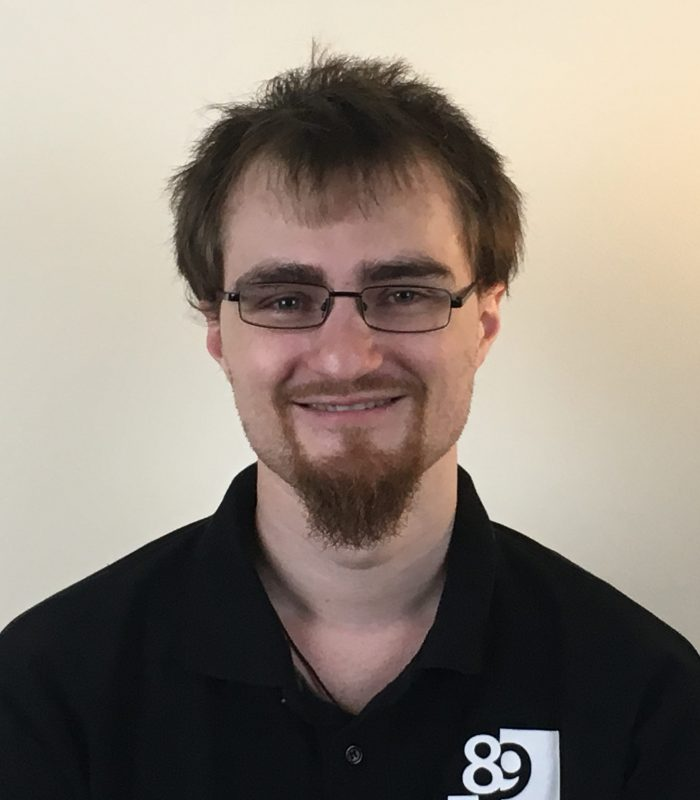 Caleb Barton  Lead Programming
